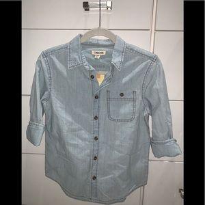 Boy Jean Shirt